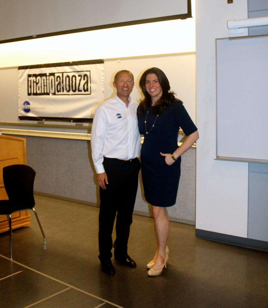 Tim Flynn and Jess Schwartz