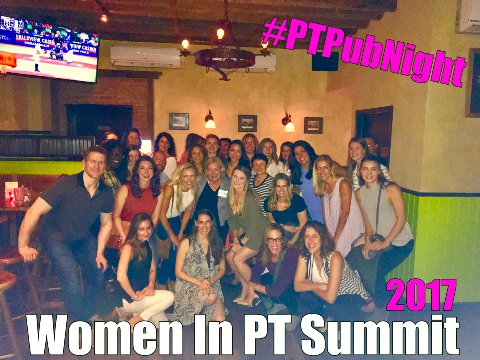 #WomenInPT #PTPubNight kicked off at The Greenroom in NYC Friday evening